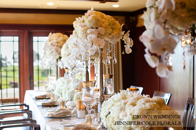 TPWHITE7 Lodge at Torrey Pines, Classic White Wedding